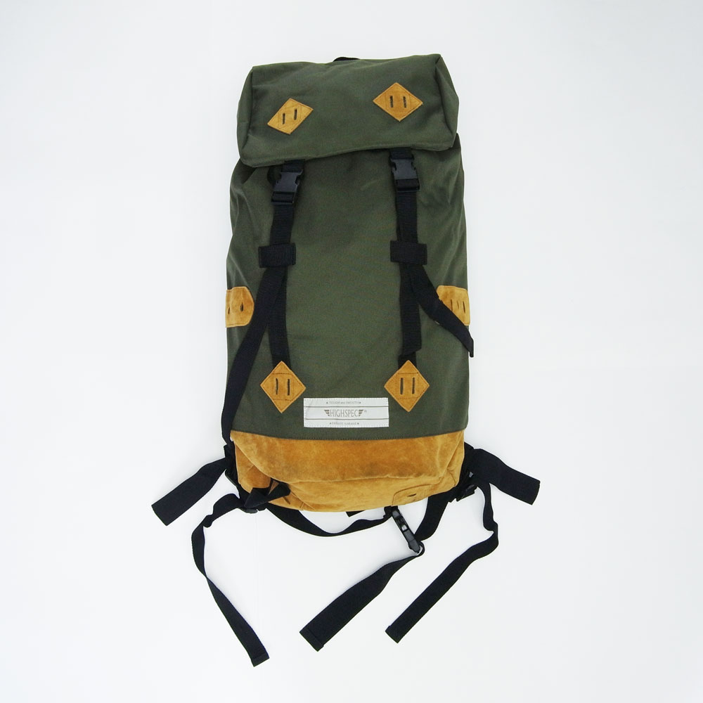 HIGHSPEC FAST MOUNTAIN PACK-OLIVE
