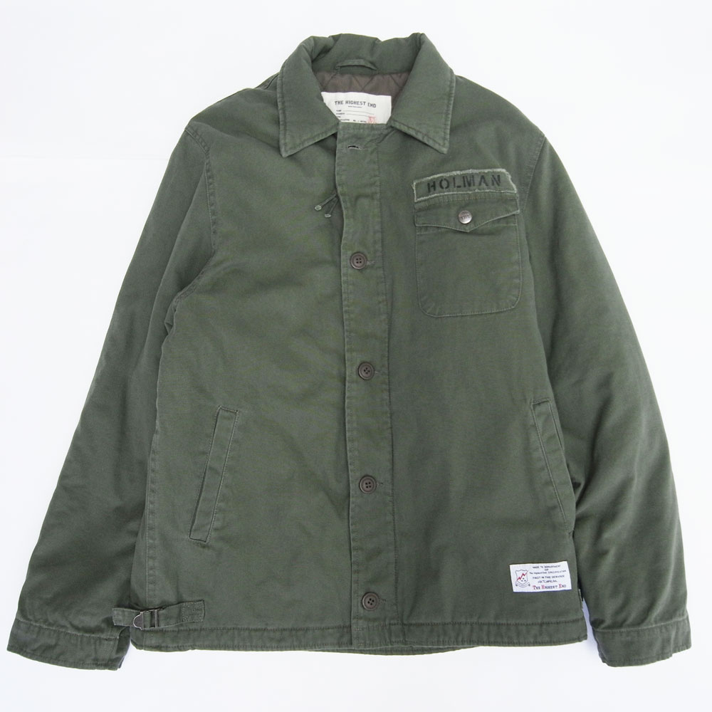 THE A-2 DECK JKT TO-012