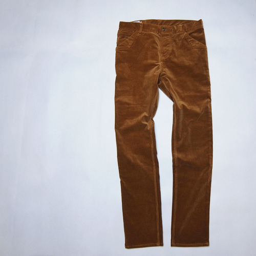 THE TIGHTFIT CORDUROY CAMEL TB-011