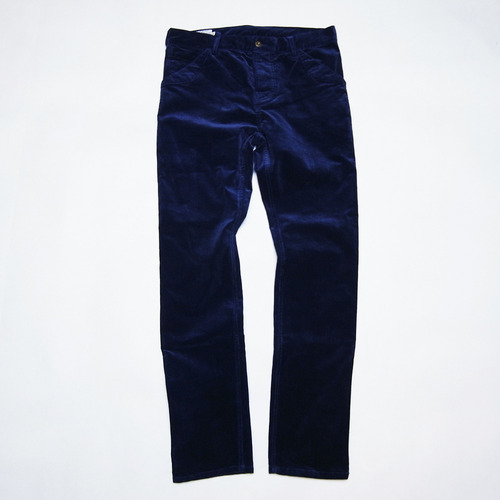 THE TIGHTFIT CORDUROY NAVY TB-011