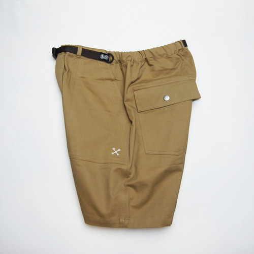 BLUCO EASY FATIGUE SHORTS BEIGE [OL-008]