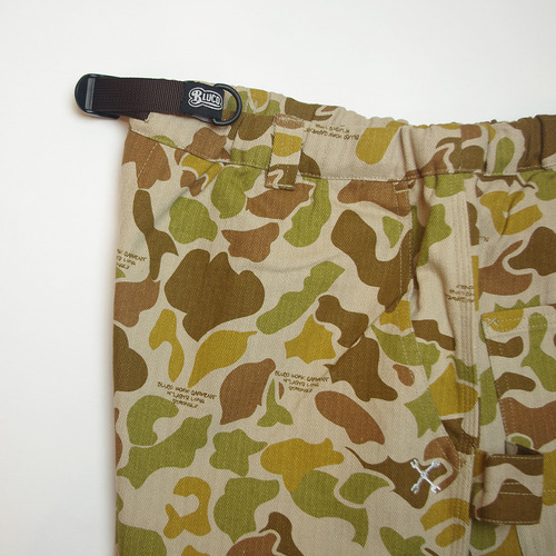 BLUCO EASY PAINTER SHORTS CAMO [OL-005]